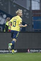 Johan Larsson, m�lscorer (Br�ndby IF)