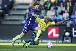 Kian Hansen (FC Midtjylland), Rodolph William Austin (Br�ndby IF)