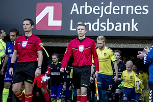 Anders Poulsen, dommer, Johan Larsson (Br�ndby IF)