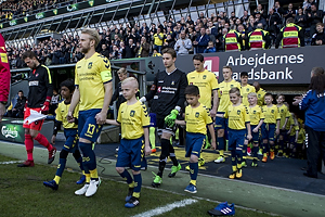 Johan Larsson (Br�ndby IF), Frederik R�nnow (Br�ndby IF)