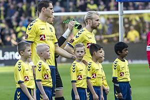 Benedikt R�cker (Br�ndby IF), Johan Larsson (Br�ndby IF)