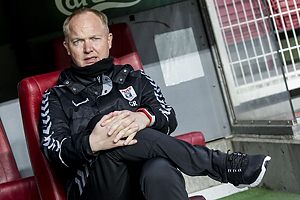 Glen Riddersholm, cheftr�ner (Agf)
