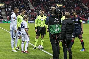 Mathias Zanka J�rgensen (FC K�benhavn), Anders Poulsen, dommer