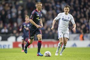 Danny Olsen (Agf), William Kvist (FC K�benhavn)