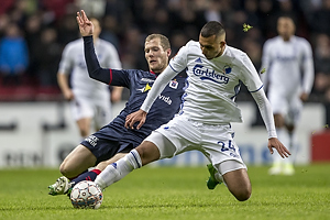 Uidentificeret person (Agf), Youssef Toutouh (FC K�benhavn)