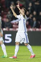 Andrija Pavlovic, m�lscorer (FC K�benhavn)