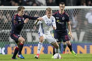 Uidentificeret person (Agf), Andreas Cornelius (FC K�benhavn)