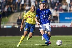 Rodolph William Austin (Br�ndby IF), Jesper Christjansen (Lyngby BK)