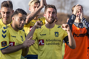 Frederik Holst (Br�ndby IF), Rezan Corlu (Br�ndby IF)