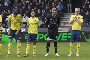 Benedikt R�cker (Br�ndby IF), Frederik Holst (Br�ndby IF), Adam Larsen Kwarasey (Br�ndby IF), Johan Larsson, anf�rer (Br�ndby IF)