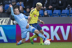 Hany Mukhtar (Br�ndby IF), Joel Allansson (Randers FC)