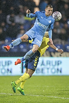 Joel Allansson (Randers FC), Hany Mukhtar (Br�ndby IF)