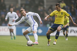 Ludwig Augustinsson (FC K�benhavn), Kamil Wilczek (Br�ndby IF)
