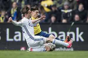 Gregor Siko�ek (Br�ndby IF), Peter Ankersen (FC K�benhavn)