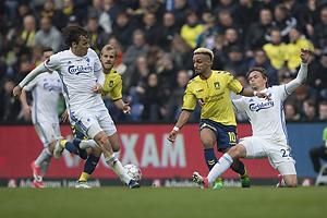 Hany Mukhtar (Br�ndby IF), Peter Ankersen (FC K�benhavn), Uros Matic (FC K�benhavn)