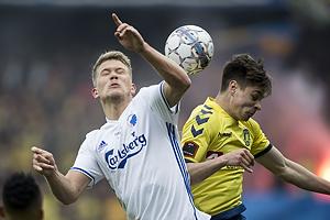Andreas Cornelius (FC K�benhavn), Gregor Siko�ek (Br�ndby IF)