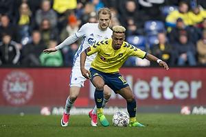 Hany Mukhtar (Br�ndby IF), Uidentificeret person (FC K�benhavn)