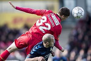 Viktor Tranberg (FC Nordsj�lland), Teemu Pukki (Br�ndby IF)