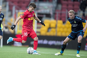 Emiliano Marcondes (FC Nordsj�lland), Hj�rtur Hermannsson (Br�ndby IF)