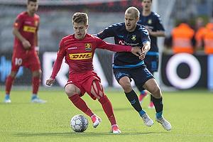 Uidentificeret person (FC Nordsj�lland), Teemu Pukki (Br�ndby IF)