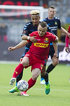 Stanislav Lobotka (FC Nordsj�lland), Hany Mukhtar (Br�ndby IF)
