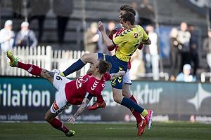 Pierre Kanstrup (S�nderjyskE), Gustaf Nilsson (Br�ndby IF)
