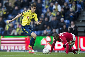 Gustaf Nilsson (Br�ndby IF), Ramon Rodrigues (S�nderjyskE)