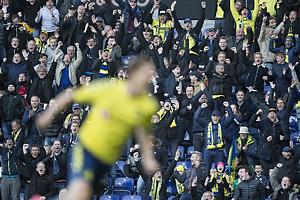 Fans jubler over scoring til Br�ndby IF