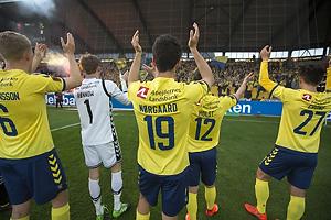 Frederik R�nnow (Br�ndby IF), Christian N�rgaard (Br�ndby IF), Svenn Crone (Br�ndby IF)