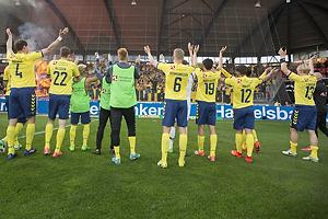 Benedikt R�cker (Br�ndby IF), Gustaf Nilsson (Br�ndby IF), Hj�rtur Hermannsson (Br�ndby IF), Christian N�rgaard (Br�ndby IF), Frederik Holst (Br�ndby IF), Johan Larsson (Br�ndby IF)