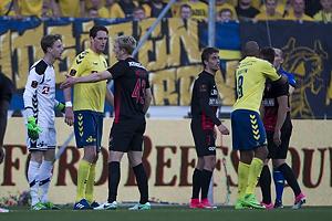 Frederik R�nnow (Br�ndby IF), Benedikt R�cker (Br�ndby IF), Rasmus Nissen Kristensen (FC Midtjylland), Rodolph William Austin (Br�ndby IF)