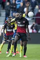 Rodolph William Austin (Br�ndby IF), Paul Onuachu (FC Midtjylland)
