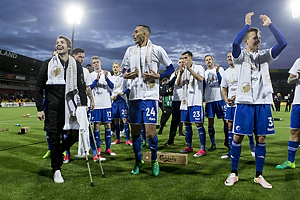 Youssef Toutouh (FC K�benhavn), Ludwig Augustinsson (FC K�benhavn)