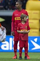 Patrick Mtiliga, anf�rer (FC Nordsj�lland)