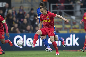 Andrija Pavlovic (FC K�benhavn), Uidentificeret person (FC Nordsj�lland)