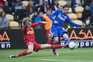 Peter Ankersen (FC K�benhavn), Uidentificeret person (FC Nordsj�lland)