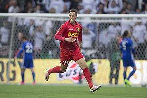 Marcus Ingvartsen, m�lscorer (FC Nordsj�lland)