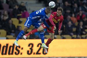 Mathias Zanka J�rgensen (FC K�benhavn), Marcus Ingvartsen (FC Nordsj�lland)