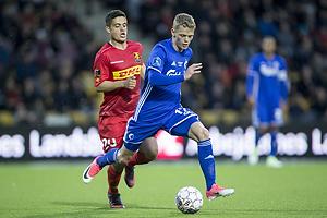 Kasper Kusk (FC K�benhavn), Patrick da Silva (FC Nordsj�lland)
