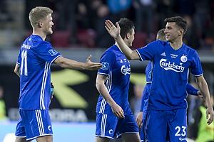 Andreas Cornelius (FC K�benhavn), Andrija Pavlovic (FC K�benhavn)