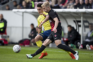 Svenn Crone (Br�ndby IF), Uidentificeret person (FC Midtjylland)