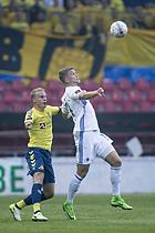 Andreas Cornelius (FC K�benhavn), Hj�rtur Hermannsson (Br�ndby IF)