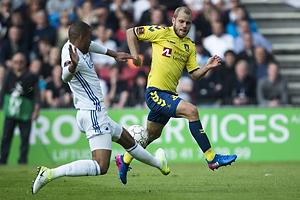 Mathias Zanka J�rgensen (FC K�benhavn), Teemu Pukki (Br�ndby IF)