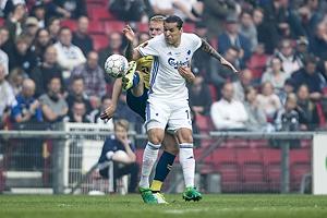 Hj�rtur Hermannsson (Br�ndby IF), Federico Santander (FC K�benhavn)