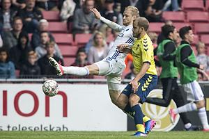 Nicolai Boilesen (FC K�benhavn), Teemu Pukki (Br�ndby IF)