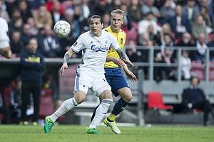 Federico Santander (FC K�benhavn), Hj�rtur Hermannsson (Br�ndby IF)