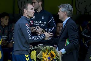 Thomas Kahlenberg (Br�ndby IF), Jesper J�rgensen, adm. direkt�r (Br�ndby IF)