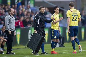 Gustaf Nilsson (Br�ndby IF), Svenn Crone (Br�ndby IF)