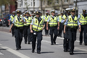 Politibetjente