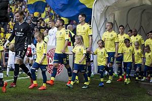 Frederik R�nnow (Br�ndby IF), Frederik Holst (Br�ndby IF), Benedikt R�cker (Br�ndby IF)